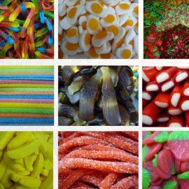 450 גרם סוכריות גומי מעורב *כשר