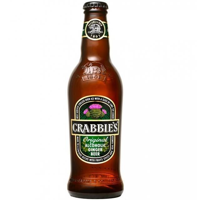 """ארגז בירה קראביס 330 מ""""ל 24 יח'"""