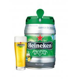 חבית בירה הייניקן 5 ליטר