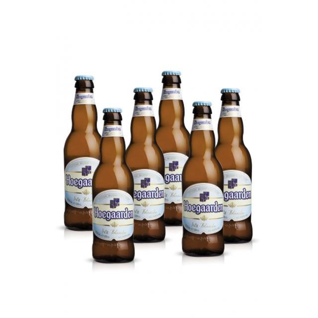 """ארגז בירה הוגרדן 330 מ""""ל 24 יח'"""