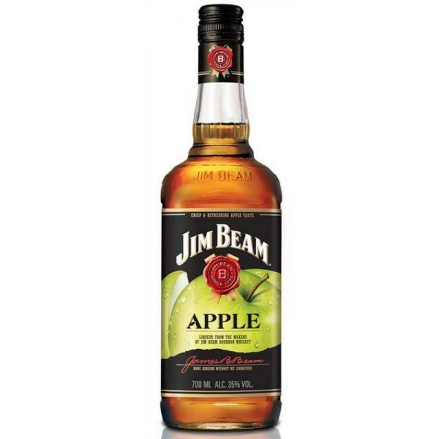 """ג'ים בים תפוח 750 מ""""ל"""