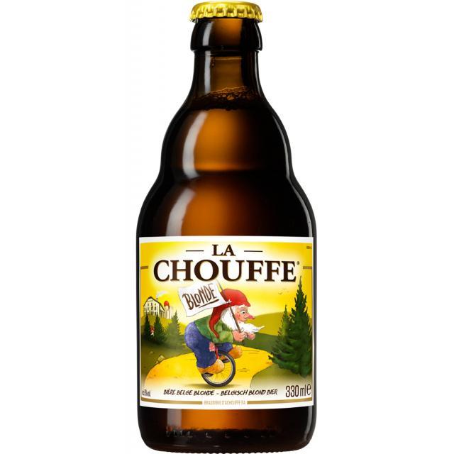 """ארגז בירה לה שוף 330 מ""""ל 24 יח'"""