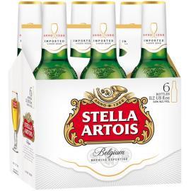 שישיית בירה סטלה ארטואה 330 מ״ל