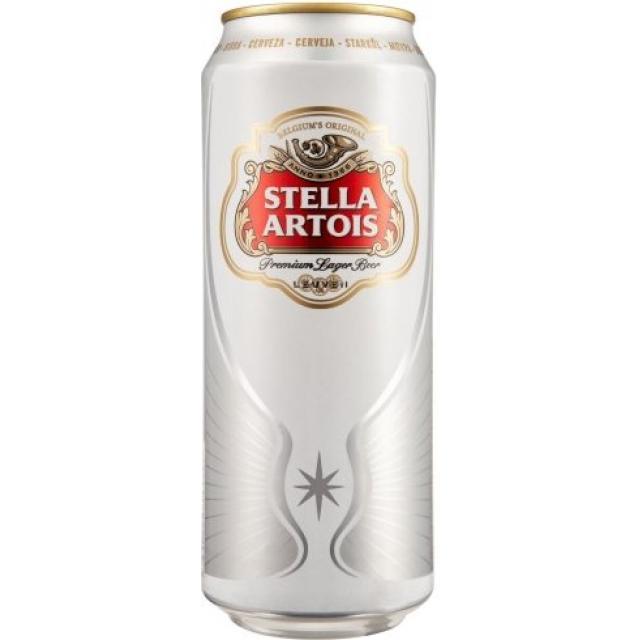 פחית בירה סטלה 440 מ״ל
