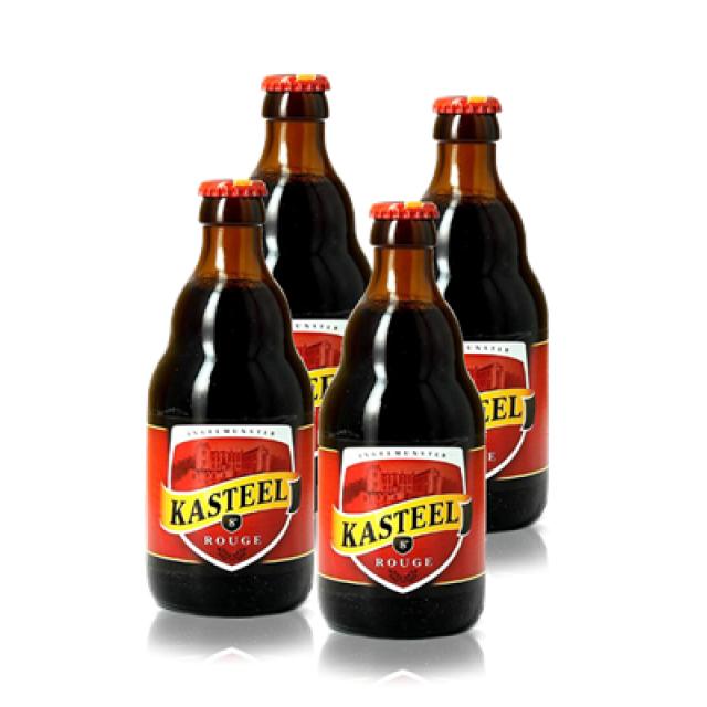 שישיית בירה קסטיל רוז'