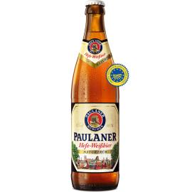 """ארגז בירה פאולנר 500 מ""""ל 20 יח'"""