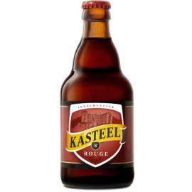"""ארגז בירה קסטיל רוז' 330 מ""""ל 24 יח'"""