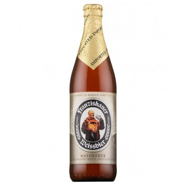 בקבוק בירה פרנסיסקאנר 500 מ״ל