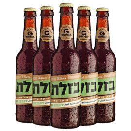 שישיית בירה בזלת חיטה 330 מ״ל