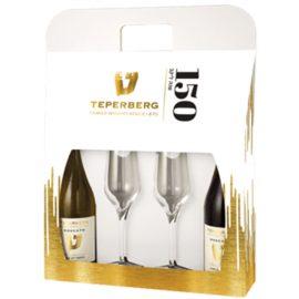 מארז MOSCATO תוספת: גביעי יין