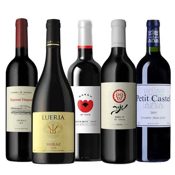 חבילת יינות מספר 1