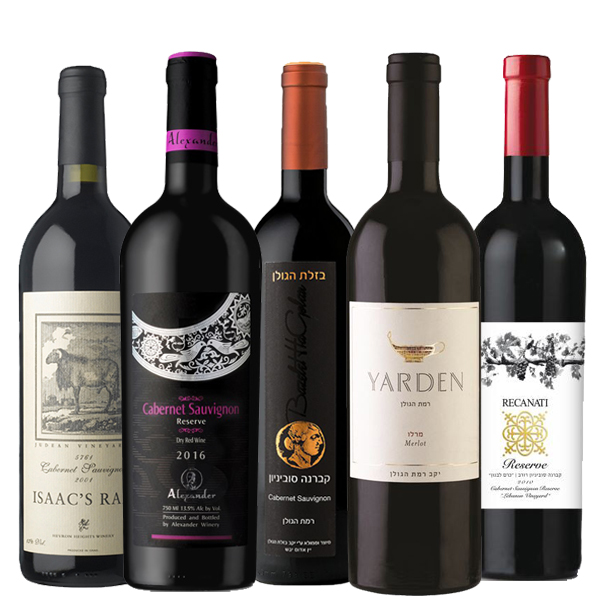 חבילת יינות מספר 2