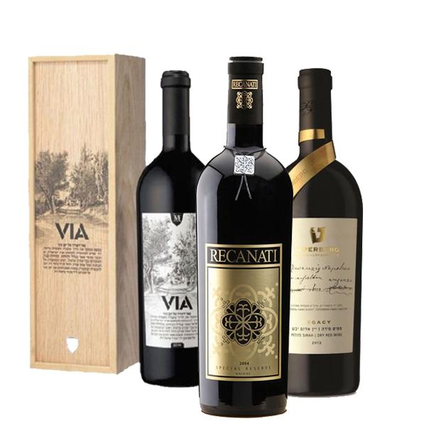 חבילת יינות מספר 3