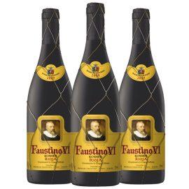 """פאוסטינו ריוחה כשר 750 מ""""ל *מבצע 3 בקבוקים"""