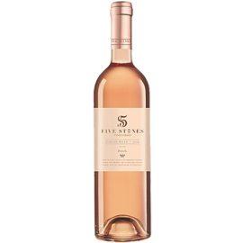 פייב סטונס DvsG יין רוזה יבש 1.5 ליטר