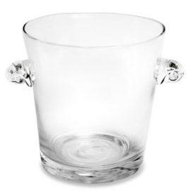 שמפניירה לקרח פלסטיק מחוזק שקופה