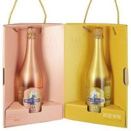 בלו נאן 750 מ״ל כשר 24K גולד + רוזה במארז מתנה